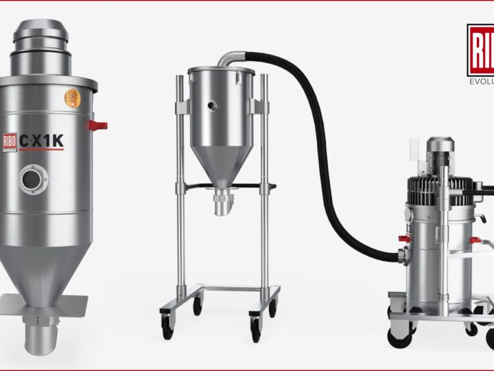 Pneumatic conveying systems: the RIBO solutions for all your needs
