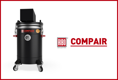 Why choosing a compressed-air industrial vacuum cleaner